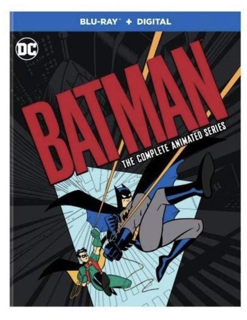 Amazon: Batman - The Complete Animated Series (Blu-ray w/ Digital Copy)