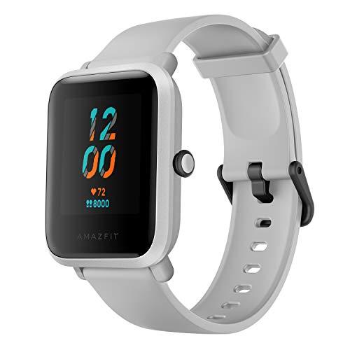 Amazon: Amazfit Bip-S GPS | Color: Roca Blanca | Envío gratis con Prime (llega 10-11 de diciembre)
