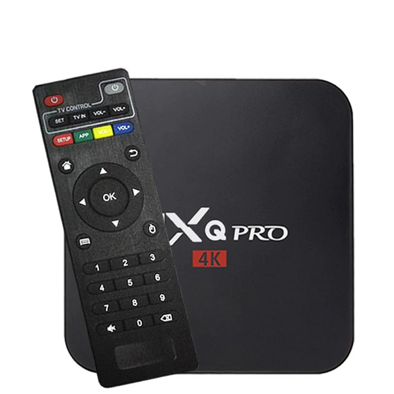 AliExpress: Tv box XQ pro 4k