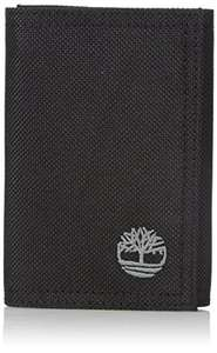 Amazon:Timberland portafolios de nailon-velcro para hombre.