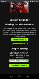 Xbox: Gears of war 5 para PC y Xbox one