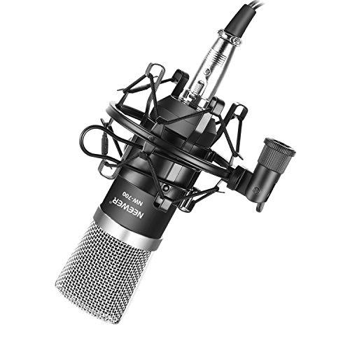 Amazon: Micrófono Neewer NW-700