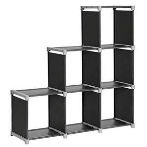 Amazon: Organizador SONGMICS de 6 compartimentos