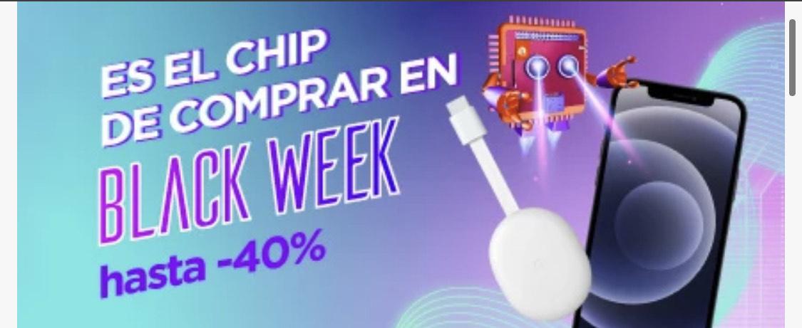 Ofertas Black Friday 2020 Linio: Black Week hasta -70% + hasta 18 MSI Del 24 al 30 nov en artículos seleccionados
