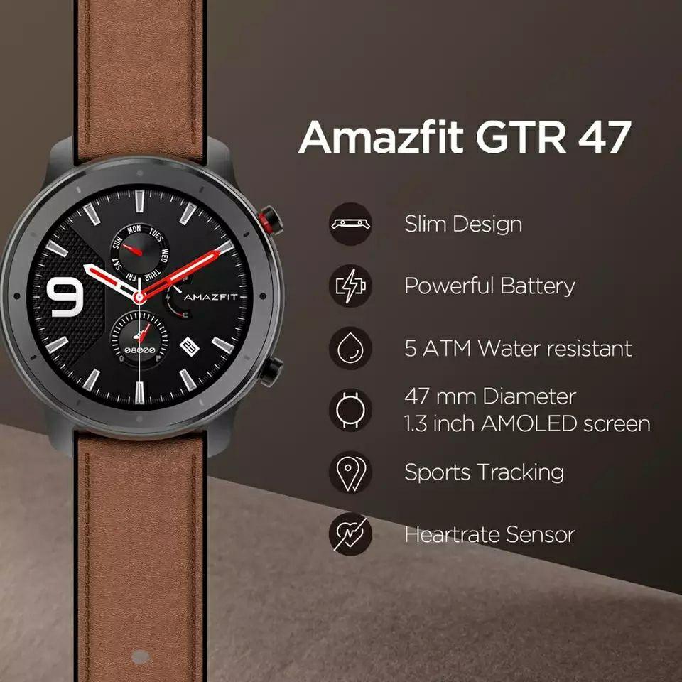 AliExpress: Amazfit GTR 47 mm