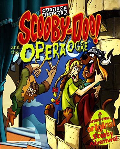 Amazon Kindle: Scooby Doo and the Opera Ogre. Libro clásico de Scooby.