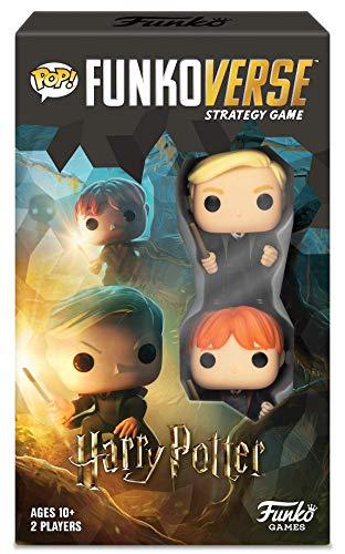 Amazon: FunkoVerse Board Games: Harry Potter Pop Expandalone (Inglés)