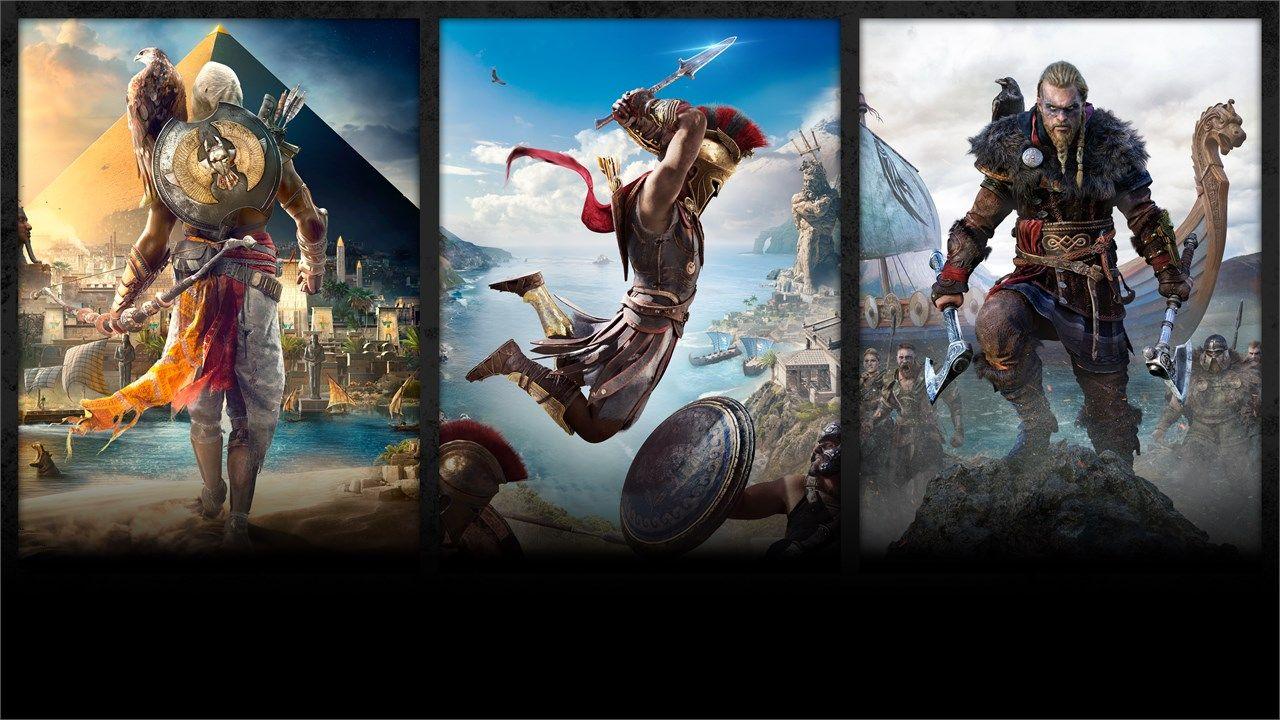 Microsoft store: Paquete de Assassin's Creed®
