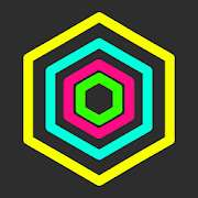 Google Play: Hex AMOLED Neon Live Wallpaper