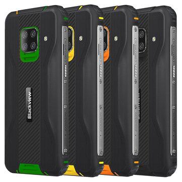 Banggood: Blackview BV5100 4GB/128GB NFC 5580mAh Carga Inalámbrica