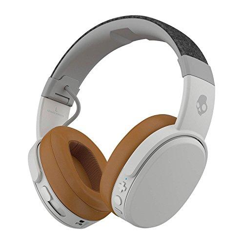 Amazon: Skullcandy, Audifonos Inalámbricos Bluetooth, Crusher, Mod. S6CRW-K590, Blanco