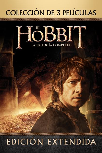 """iTunes - Trilogía """"El Hobbit"""" (Versión Extendida)"""
