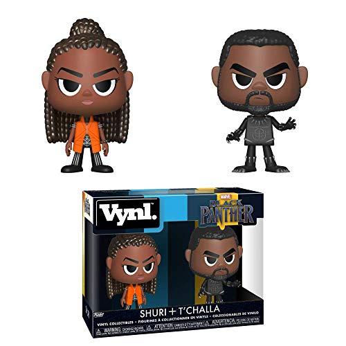 Amazon prime Funko Figure Vynl Black Panther Shuri and T'challa
