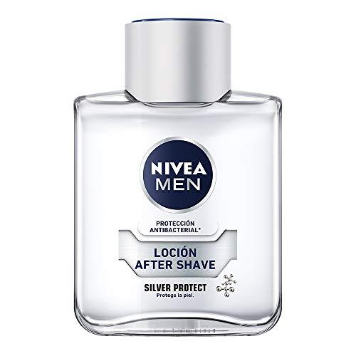 Amazon, Nivea Men After Shave Loción Después Afeitado Silver Protect, 100ml