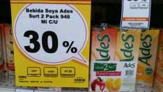 Chedraui Norte Veracruz: 2 Pack Ades 946 ml a $16.80
