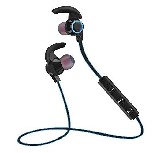 Amazon, CiCiglow Auricular Bluetooth, Sport Bluetooth 4.1 inalámbricos Auriculares