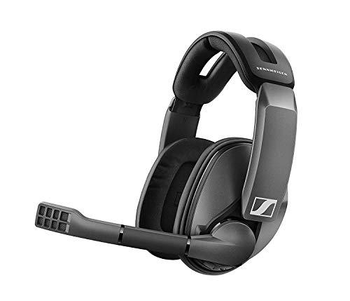 Amazon: Sennheiser GSP 370 Over-Ear Wireless Gaming Headset envío gratis con PRIME