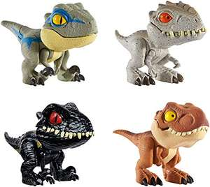 Amazon: Jurassic World Snap Squad 4-pack