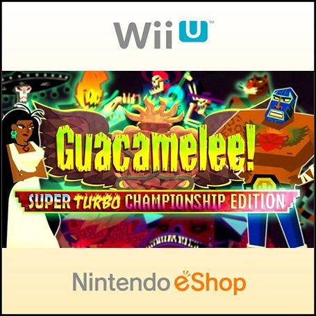 Nintendo: Guacamelee oferta en la eshop de Wii U