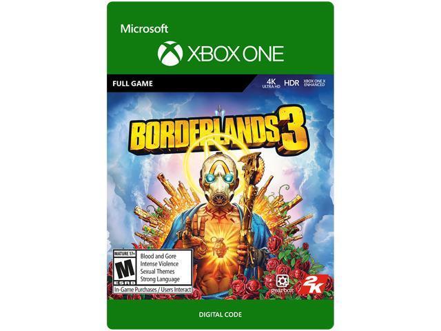 NewEgg, Borderlands 3 CODIGO DIGITAL para Xbox 1/Series X