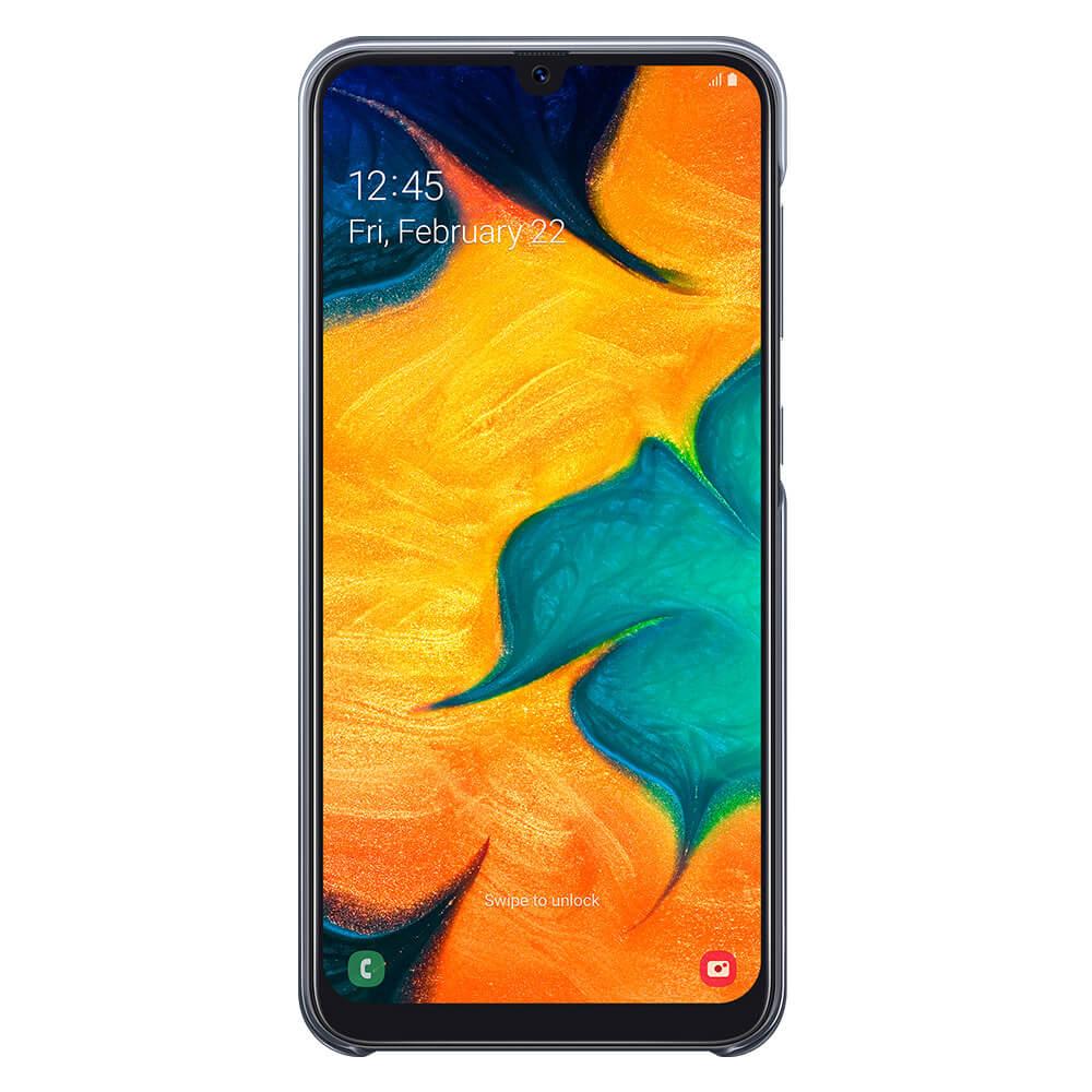 Best Buy, Samsung - Funda / Case Protective Cover para Samsung Galaxy A30 - Negro
