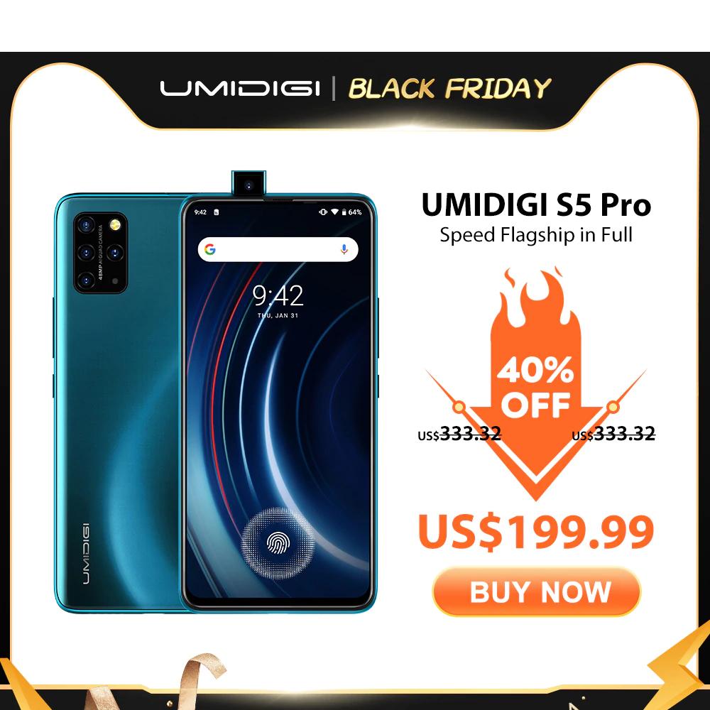AliExpress, Umidigi S5 pro 6/256