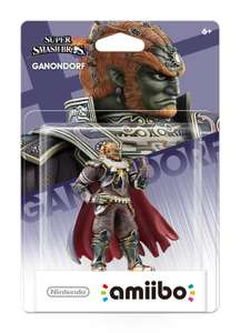 Amazon MX: Amiibo Ganondorf y Ryu ($199 y $180)
