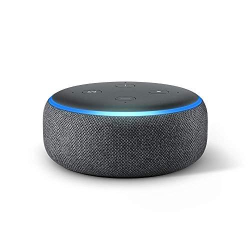 Amazon: Echo Dot (3ra generación) - Bocina inteligente con Alexa
