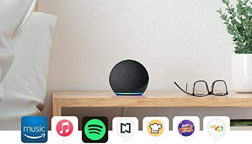 Amazon: Echo Dot 4ta Generación.