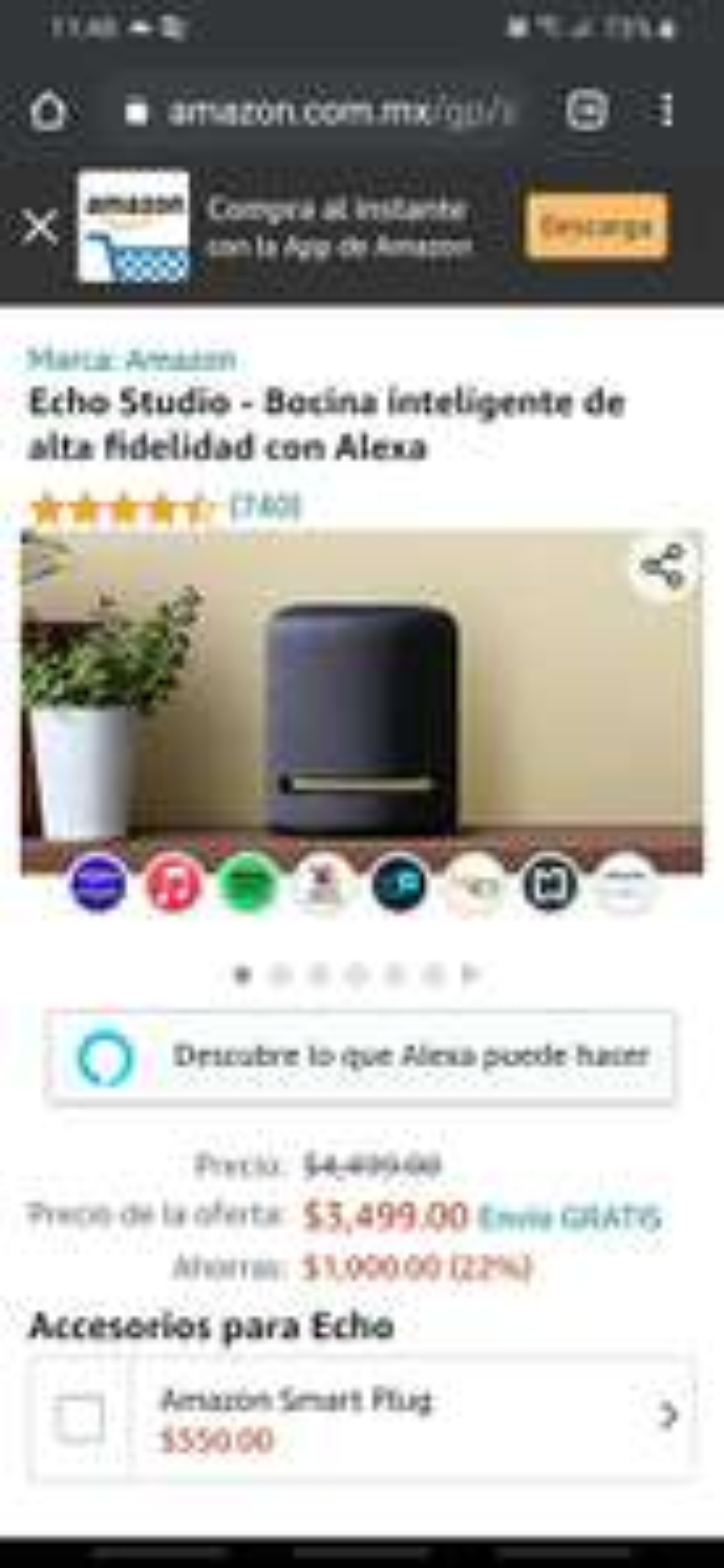 Amazon: Echo Studio
