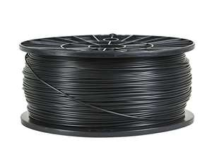 Amazon: Monoprice 110551 Premium 3D Printer Filament PLA 1.75mm 1kg/spool Black