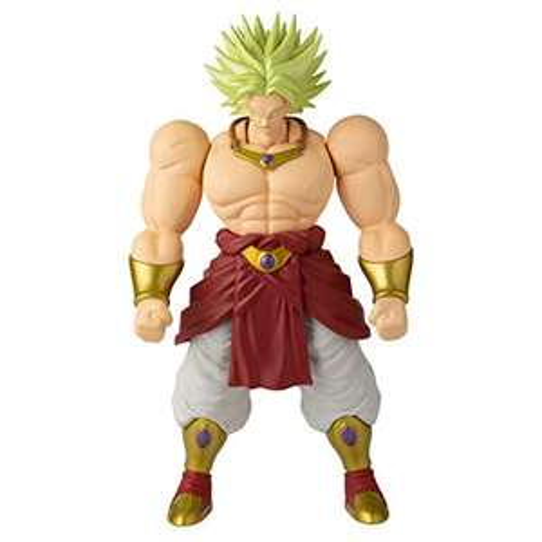 "Amazon: Dragon Ball Super Limit Breaker Series 13"" Action Figure, S1 Super Saiyan Broly (Dbs Version)"