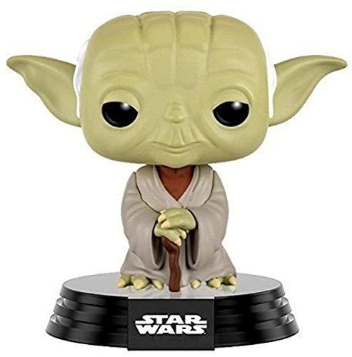 Amazon: Funko Pop! Action Figure Star Wars Dagobah Yoda