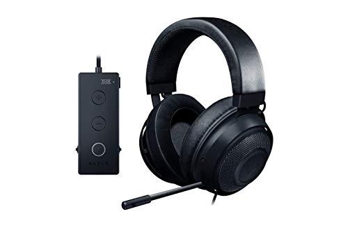 Amazon: Razer Kraken Tournament Edition - Auriculares para Videojuegos, Kraken Playera - Negro, Kraken TE - Black