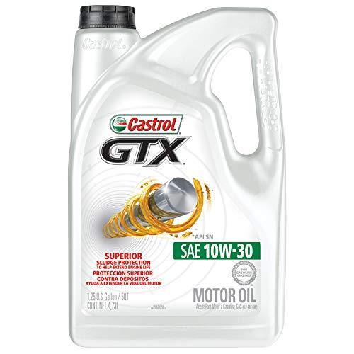 Amazon: castrol gtx 10w 30