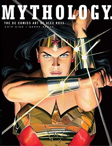 Amazon: libro Mythology: The DC Comics Art of Alex Ross (Inglés) Pasta dura – Illustrated, 21