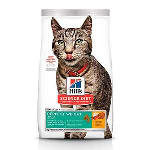 Amazon: Hill's Science Diet Perfect Weight para Gato
