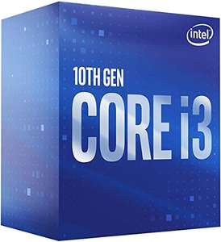 Amazon: Intel Core i3-10100