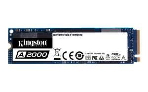 Cyber Puerta SSD Kingston A2000 NVMe, 1TB