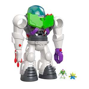 Amazon: Fisher-Price Imaginext Toy Story 4 Buzz Lightyear Robot