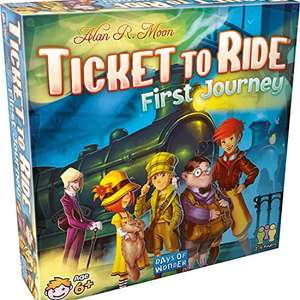 Amazon: Ticket to Ride: First Journey