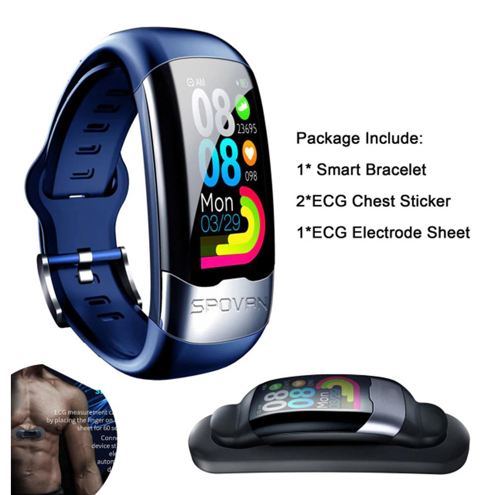 AliExpress: SPOVAN smart watch con medidor de oxygeno