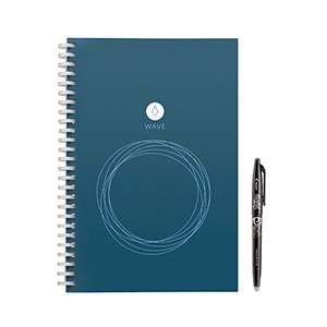 Amazon: Rocketbook Wave, libreta inteligente, ejecutiva (Estándar $489)(Vendida y enviada por amazon Mexico)