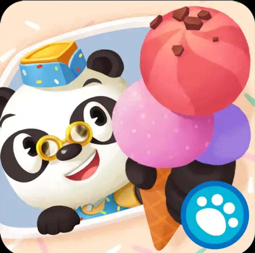 Google Play: La Heladería del Dr. Panda