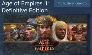 Steam: Age of Empires II: Definitive Edition [PC]