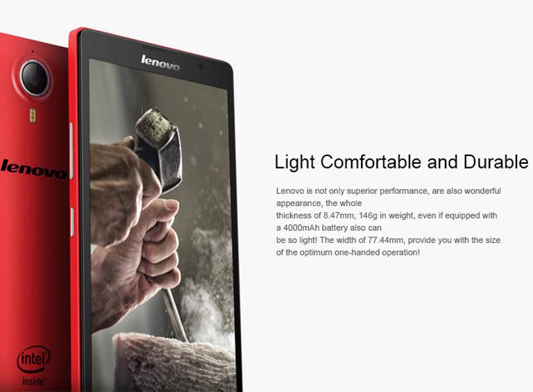Tinydeal: Lenovo K80m