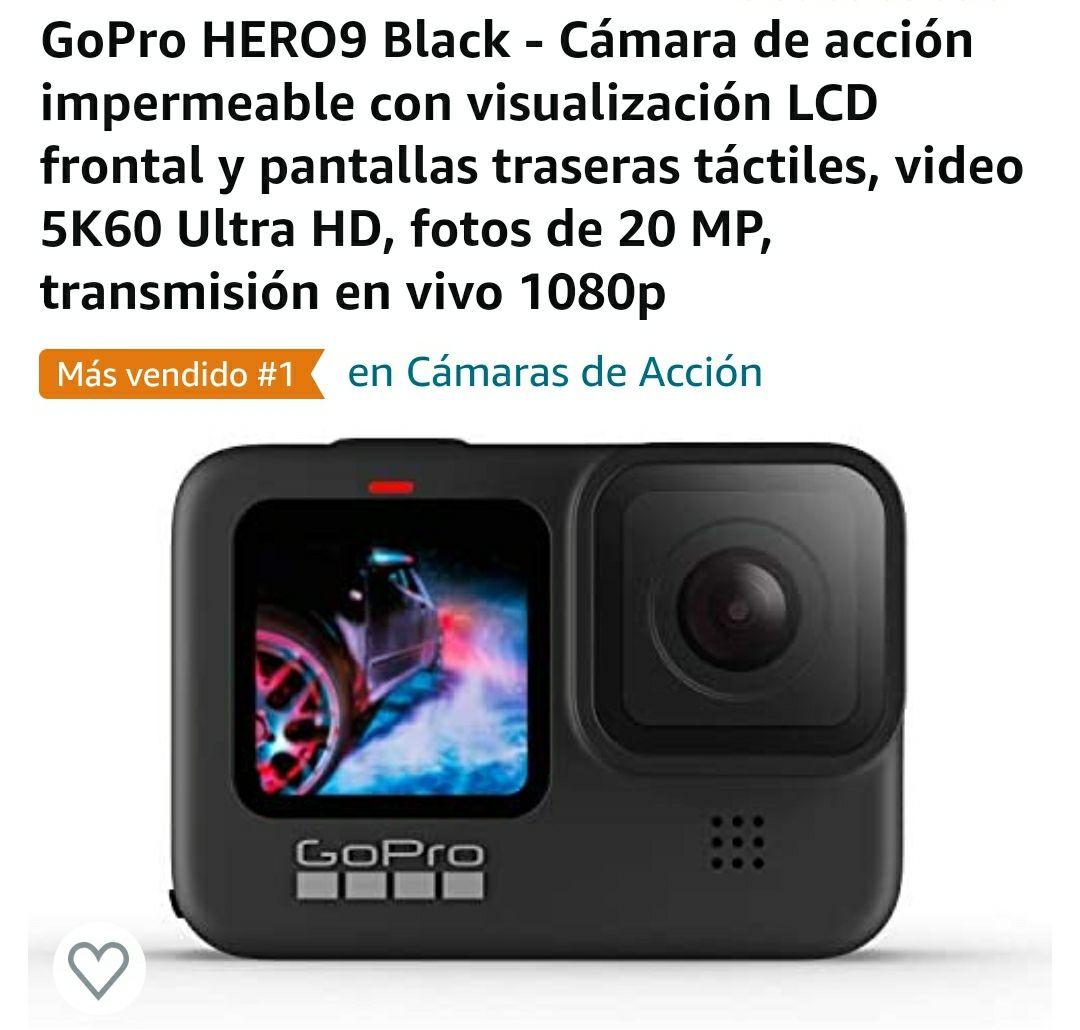 Amazon: Go Pro Hero 9