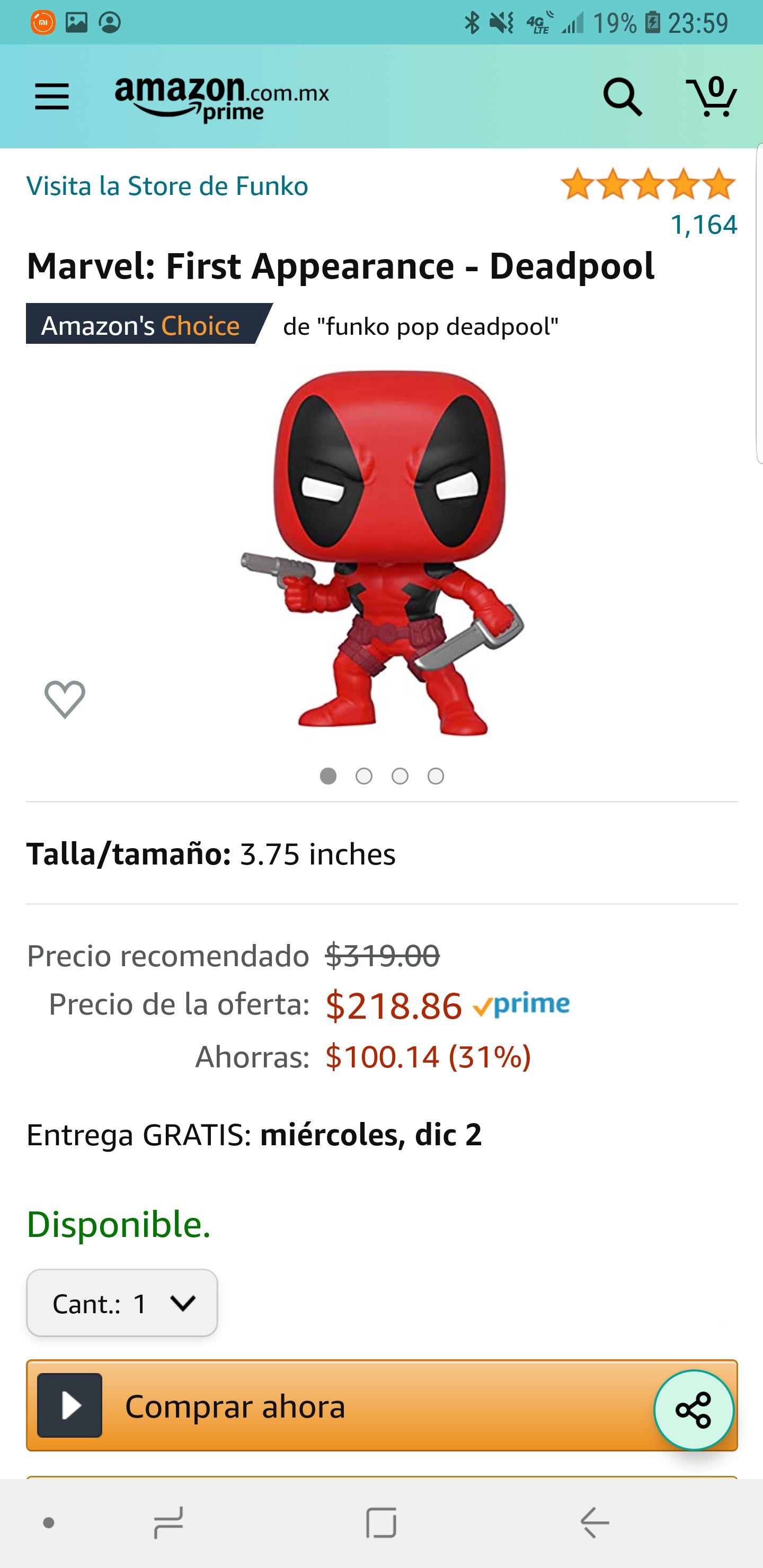 """Amazon: RECOPILACION FUNKOS """"BLACK FRIDAY"""""""