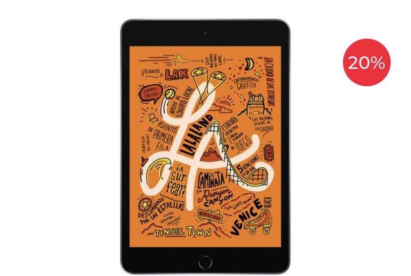 Office Depot: iPad Mini 5 A12 Bionic