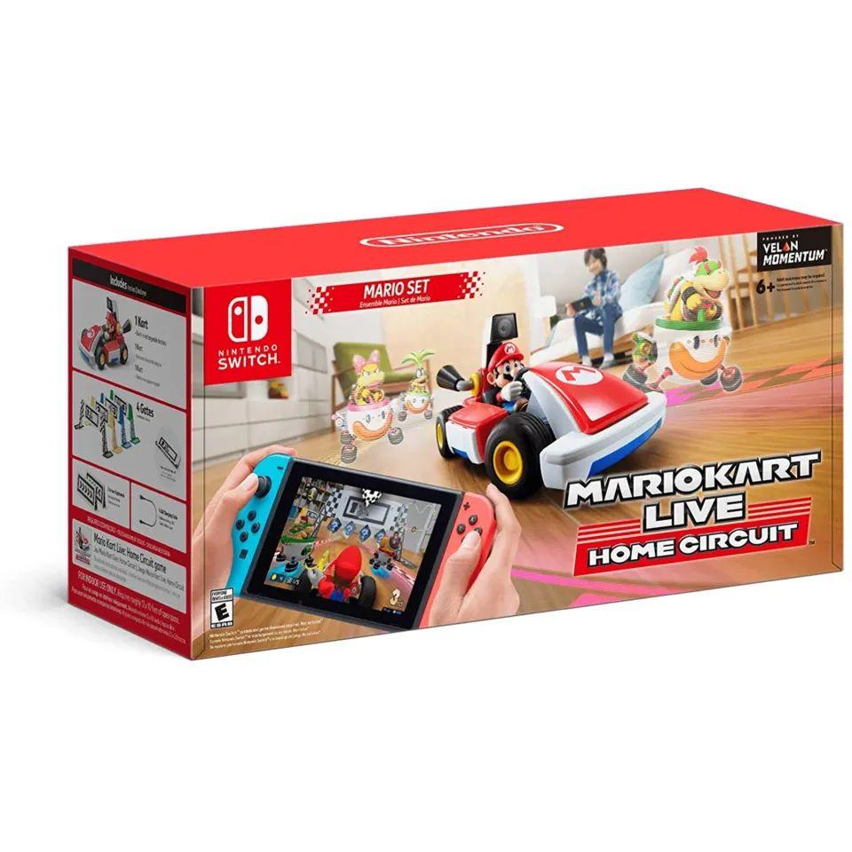 Bodega Aurrerá:Mario Kart Live Home Circuit (Mario) Nintendo Mario (BBVA a 18Msi)